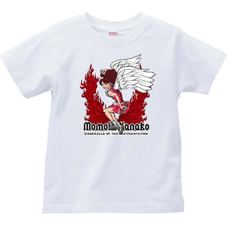 ももクロオリジナルTシャツデザイン(白地)