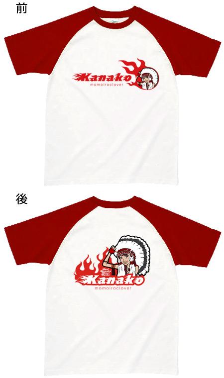 百田夏菜子推しTシャツ