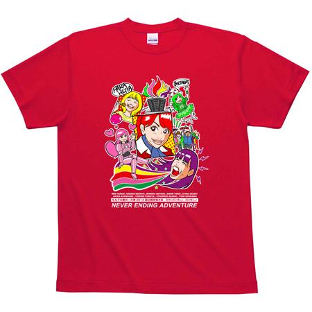 国立用Tシャツデザインその2